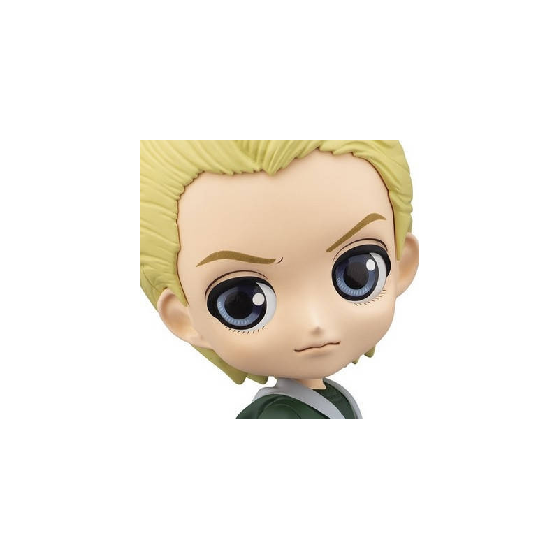 Harry Potter - Figurine Draco Malfoy Quidditch Style Q Posket Ver.A