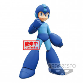 Mega Man – Figurine Mega Man Grandista Exclusive Lines