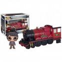 Harry Potter - POP Hogwarts Express Engine With Harry Potter