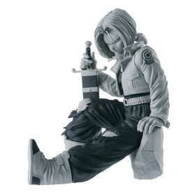 Dragon Ball Z - Figurine Trunks BWFC Vol.8 Ver.B