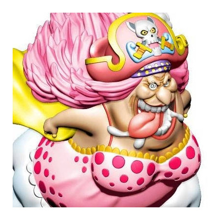 One Piece – Figurine Big Mom Log Box Re Birth Whole Cake Island image