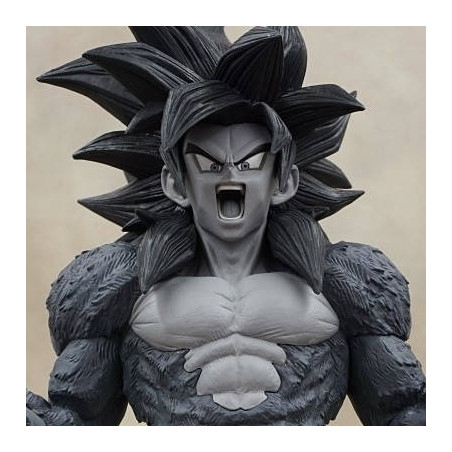 Dragon Ball GT – Figurine Son Goku SSJ4 Ichiban KujiSuper Master Stars Piece PrizeC The Tones image