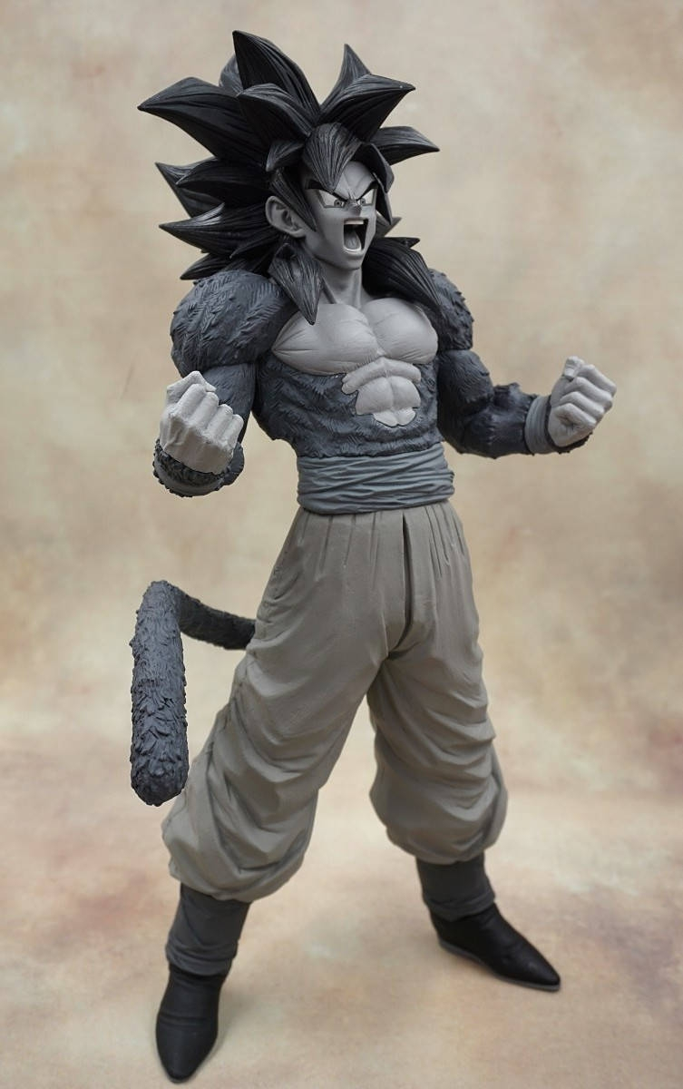 Dragon Ball GT – Figurine Son Goku SSJ4 Ichiban Kuji Super Master Stars Piece Prize C The Tones