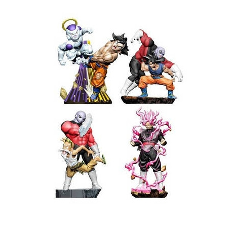 Dragon Ball Super – Pack Figurines Dracap Re Birth Super Revival image
