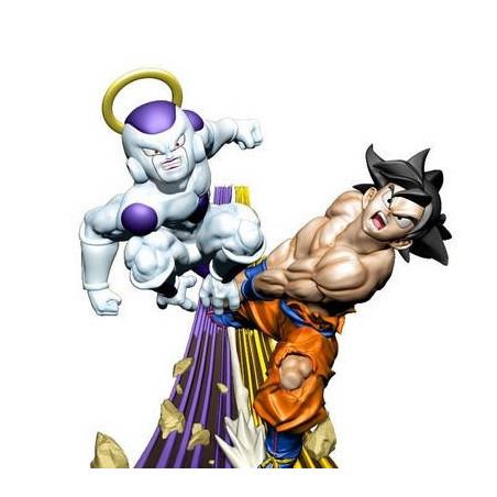 Dragon Ball Super – Figurine Son Goku & Freezer Dracap Re Birth Super Revival image