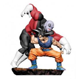 Dragon Ball Super - Figurine Son Goku & Jiren Dracap Re Birth Super Revival
