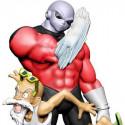 Dragon Ball Super - Figurine Jiren & Kamé Sennin Dracap Re Birth Super Revival