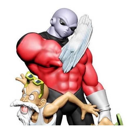 Dragon Ball Super - Figurine Jiren & Kamé Sennin Dracap Re Birth Super Revival image