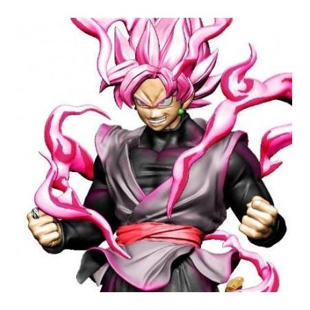 Dragon Ball Super - Figurine Black Goku Rose Dracap Re Birth Super Revival image