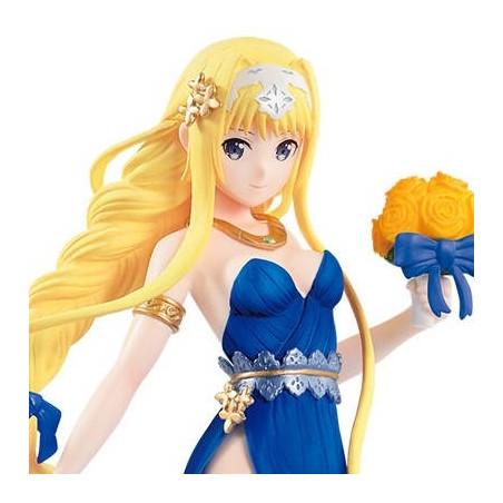 Sword Art Online Alicization – Figurine Alice Schuberg Party Dress Ichibansho image