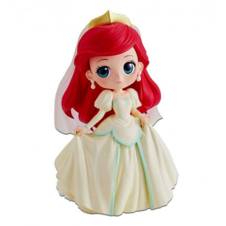 Disney Characters - Figurine Ariel Q Posket Dreamy Style