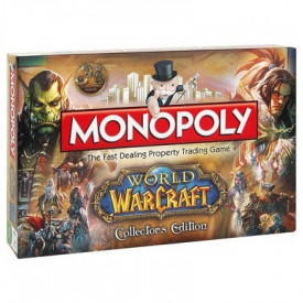 Monopoly World of Warcraft Ver. Anglaise