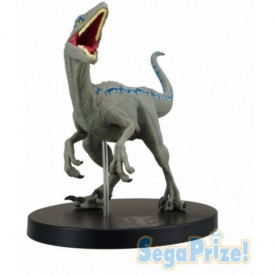 Jurassic World - Figurine Raptor Blue PM Figure