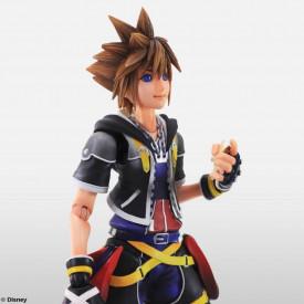 Kingdom Hearts II - Figurine Sora Play Arts Kai