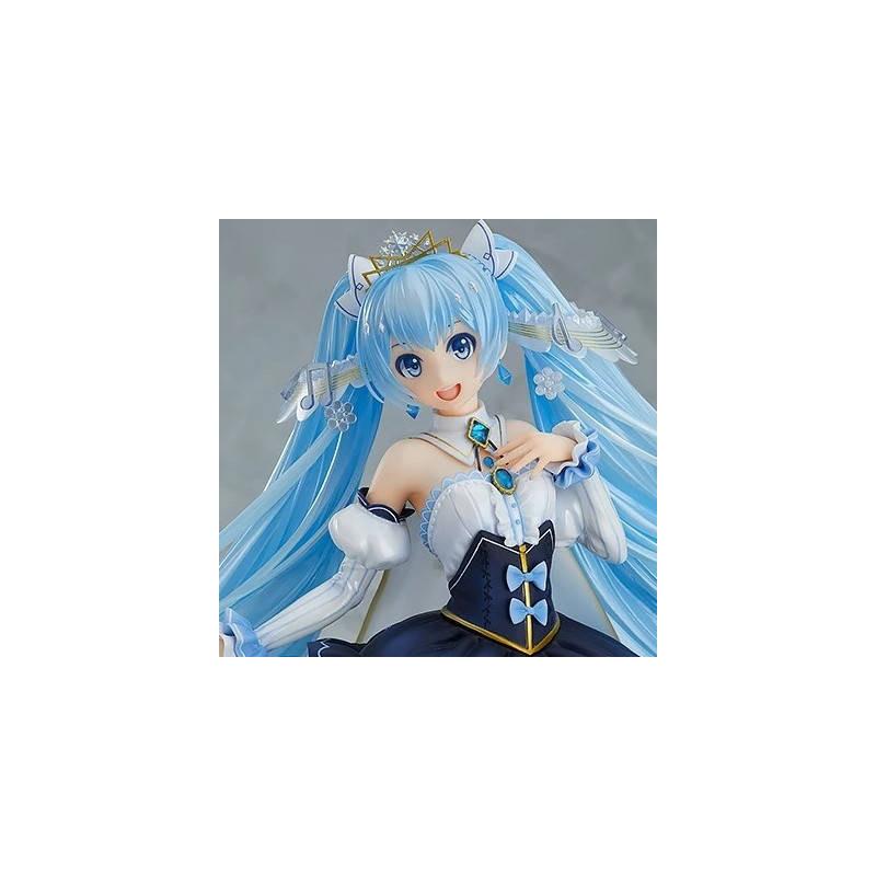 Vocaloid - Figurine Hatsune Miku Snow Princess Ver. 1/7 Scale Figure