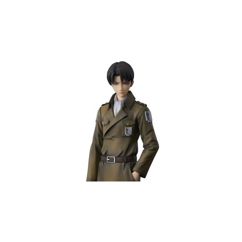 Attack On Titan - Figurine Livaï Ackerman Coat Style