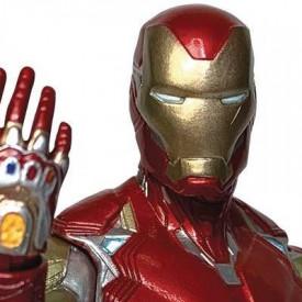 Avengers Endgame - Figurine Iron Man Mark 85 Marvel Gallery