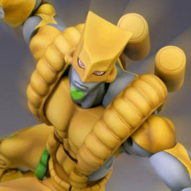 Jojo's Bizarre Adventure - Figurine The World Super Action Chozokado