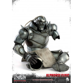 Fullmetal Alchemist Brotherhood - Figurine Alphonse Elric 1/6 AF