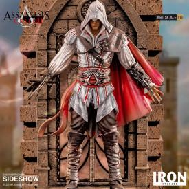 Assassin's Creed II - Statue Ezio Auditore Art Scale Deluxe Edition 1/10