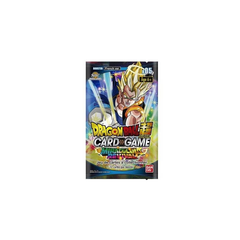 Dragon Ball Super - Booster Miraculous Revival