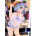Re Zero Starting Life in Another World - Figurine Rem Precious Figure T-shirt Swimsuit Ver.