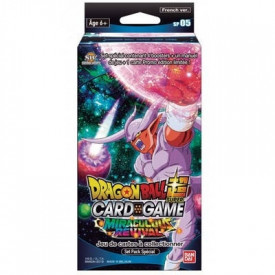 Dragon Ball Super - Booster Miraculous Revival Special Pack Set