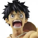 One Piece - Figurine Monkey D Luffy BWFC Special