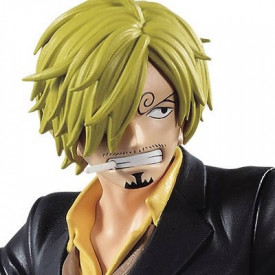 One Piece - Figurine Sanji Battle Record Collection