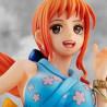 One Piece - Figurine Nami Portrait Of Pirates Warrirors Alliance