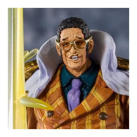 One Piece – Figurine Borsalino/Kizaru Figuarts Zero The Three Admirals image