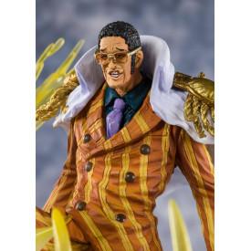 One Piece – Figurine Borsalino/Kizaru Figuarts Zero The Three Admirals