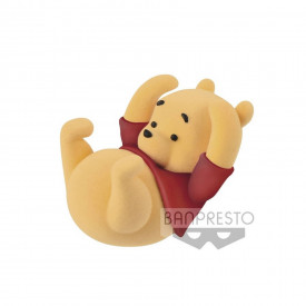 Disney Characters - Figurine Winnie l'Ourson Fluffy Puffy