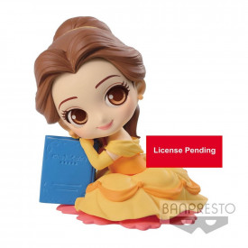 Disney Characters - Figurine Belle Q Posket Sweetiny Ver.B