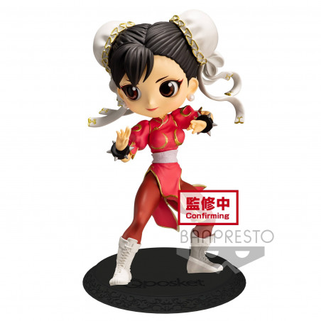 Street Fighter - Figurine Chun-Li Q Posket Ver.A