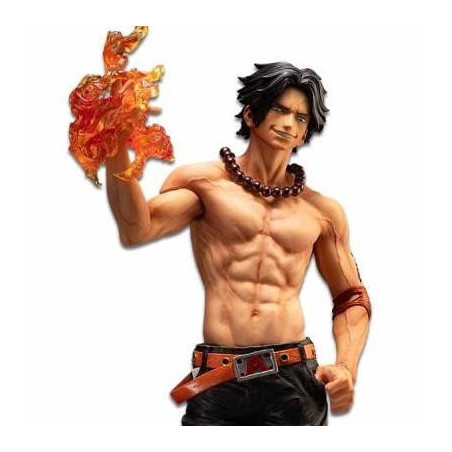 One Piece – Figurine Portgas D Ace Ichibansho The Bonds of Brothers image