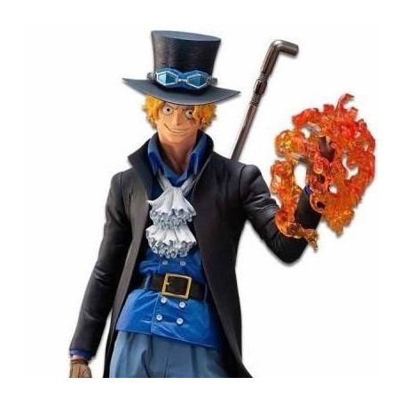One Piece - Figurine Sabo Ichibansho The Bonds of Brothers image