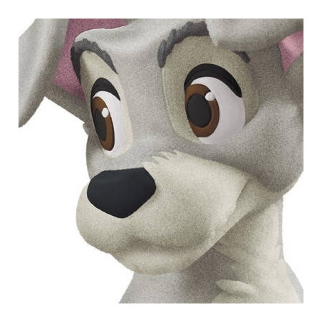 Disney Characters - Figurine Clochard Fluffy Puffy image