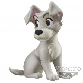 Disney Characters - Figurine Clochard Fluffy Puffy