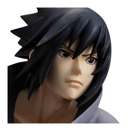 Naruto Shippuden - Figurine Sasuke Uchiha G.E.M Shinobi World War Ver. image