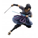 Naruto Shippuden - Figurine Sasuke Uchiha G.E.M Shinobi World War Ver.