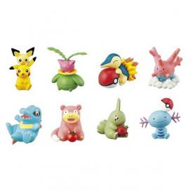 Pokémon - Figurine Floravol & Granivol Big Eraser Vol.3