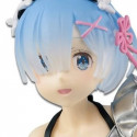 Re:Zero Starting Life in Another World - Figurine Rem EXQ Figure Vol.4