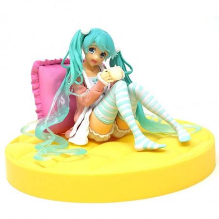 Vocaloid - Figurine Hatsune Miku Cocooning Ver.