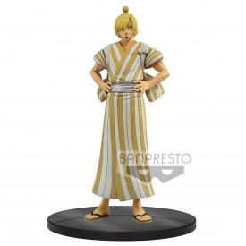 One Piece - Figurine Sanji DXF The Grandline Men Wano Kuni Vol.5