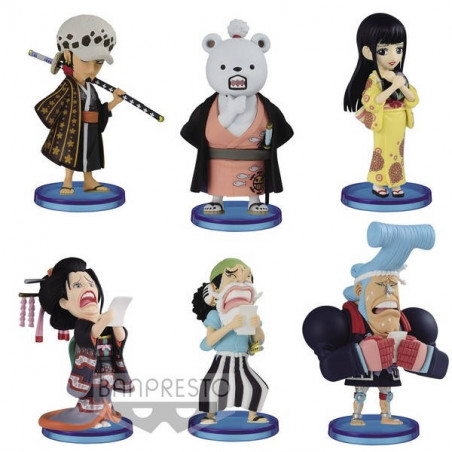 One Piece - Pack WCF Wano Kuni Country Vol.2 image