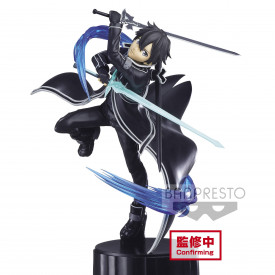 Sword Art Online Integral Factor - Figurine Kirito Espresto Extra Motions