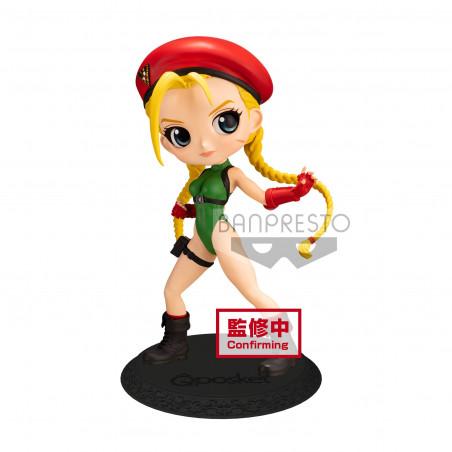 Street Fighter - Figurine Cammy Q Posket Ver.A