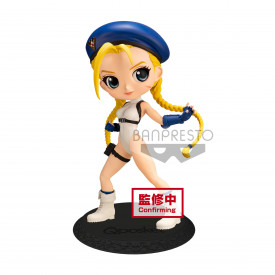 Street Fighter - Figurine Cammy Q Posket Ver.B