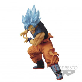 Dragon Ball Super - Figurine The Son Goku SSGSS Maximatic